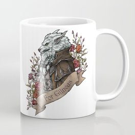 Old Wolf Coffee Mug