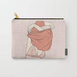Sweater Struggles Carry-All Pouch