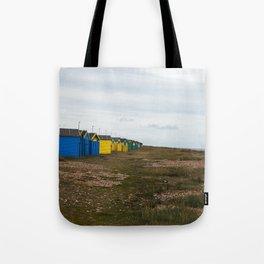 Littlehampton Beach_2 Tote Bag