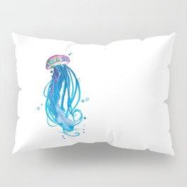 Cerulean Squishy Pillow Sham