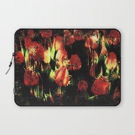beauty Tulips Laptop Sleeve