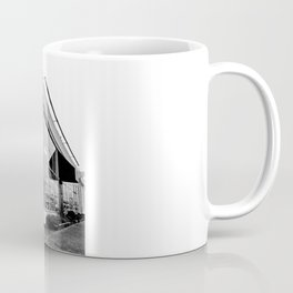 Streamlined corner Coffee Mug