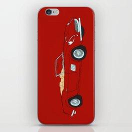 Ferrari 250 GT Califonia Spyder iPhone Skin