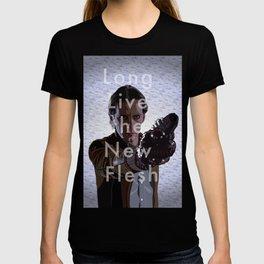 Long Live the New Flesh 3 T-shirt