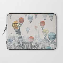 Voyages over Edinburgh Laptop Sleeve
