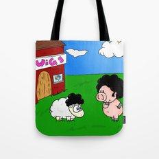 Impostor! Tote Bag