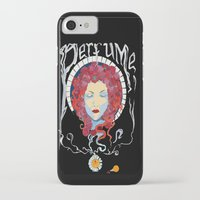 perfume iPhone & iPod Cases featuring Perfume by Paul Bridgeman