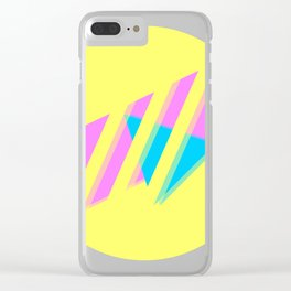 Undefined Future.2 Clear iPhone Case