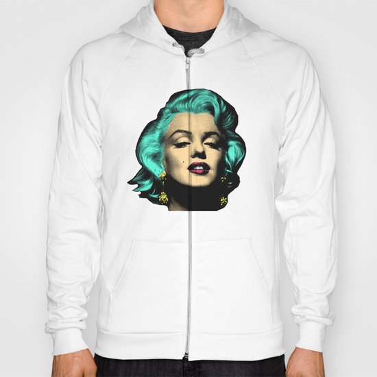 MARILYN BLUE Hoody