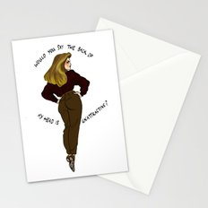 Roz Doyle Pin-up Stationery Cards