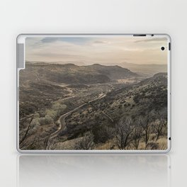 Fort Davis Scenic Overlook near Marfa, TX  Laptop & iPad Skin