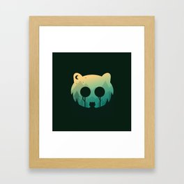Two Little Bears Framed Art Print