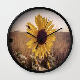 Imperfections Wall Clock