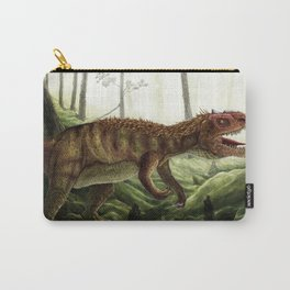 Prowling Allosaurus Carry-All Pouch