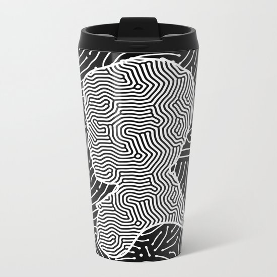 Lutionevo Metal Travel Mug
