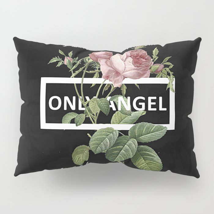 Harry Styles Only Angel graphic artwork Pillow Sham