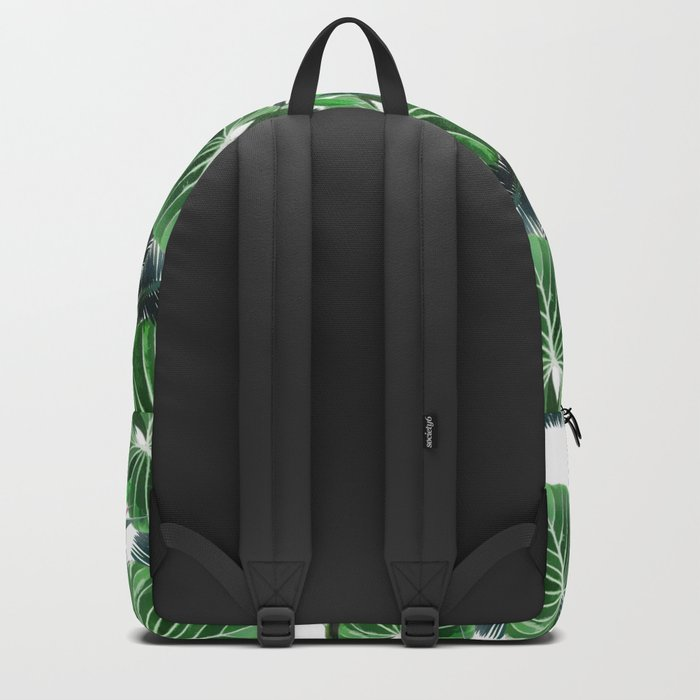 Exotic plants Backpack