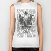 fifth element Biker Tanks featuring element by hueroth