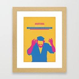Anatevka Framed Art Print
