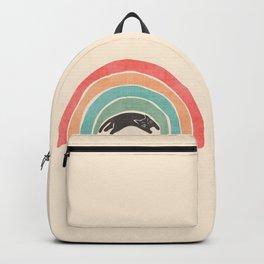 I'ma wittle wainbow Backpack