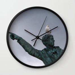 Saint Malo Wall Clock