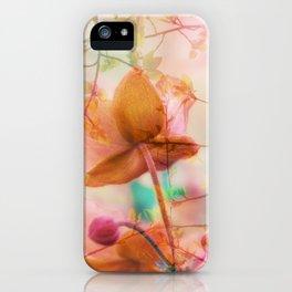 Sweet Soft Anne Mone iPhone Case