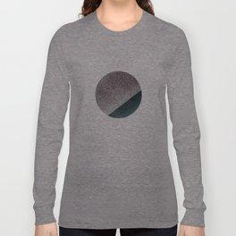 Spraypainted Circle 2 Long Sleeve T-shirt