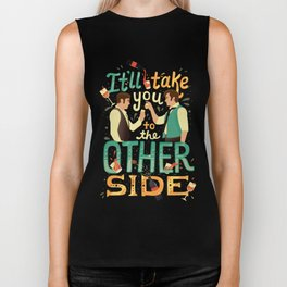 The Other Side Biker Tank
