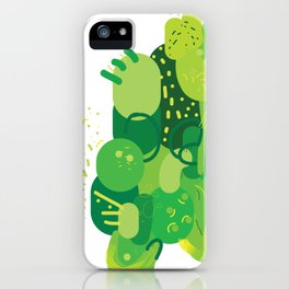 Spores Universe iPhone Case