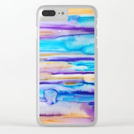 Tourmaline Clear iPhone Case