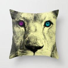 DaLionCM Throw Pillow