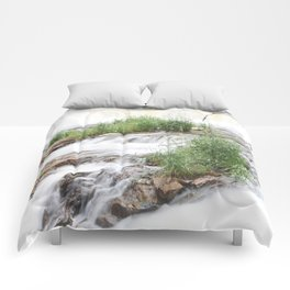 Waterfalls of Wisconsin, Willow River Comforters