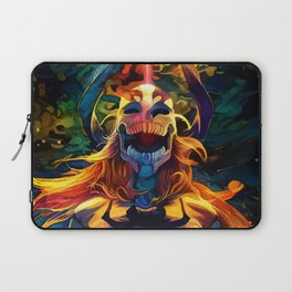Colorful Hollow Laptop Sleeve