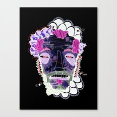 Lift Your Head To Die Canvas Print