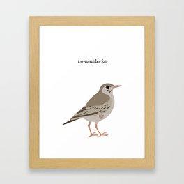 Lommererke Framed Art Print