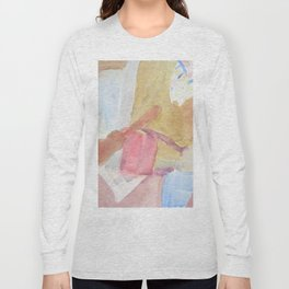 Instrumental Shapes and Cloth Long Sleeve T-shirt