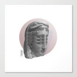 """The High Priestess"" Canvas Print"