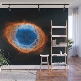 Ring Nebula, Messier 57 Wall Mural