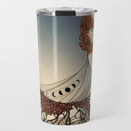 BIG, BLUE, BEAUTIFUL Travel Mug