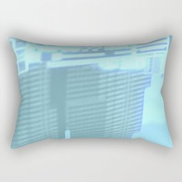 Fly:From Up Rectangular Pillow