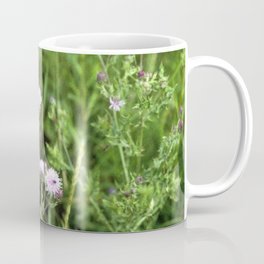 Canada Thistle Coffee Mug