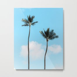 Sunday Mood Metal Print