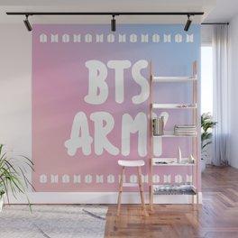 BTS ARMY Wall Mural