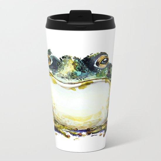 the toad Metal Travel Mug