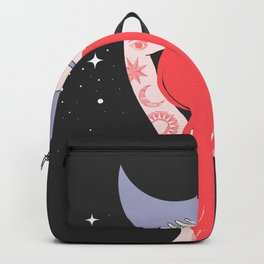 Lilith and the Moon Backpack