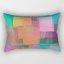 august adored Rectangular Pillow