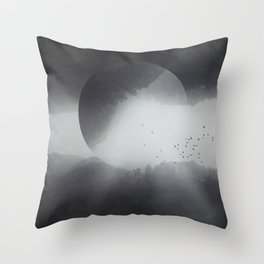 Spaces VIII - Singularity Throw Pillow