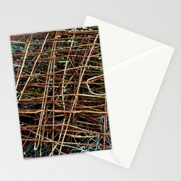 Rusty Wire Stationery Cards