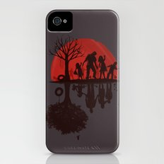 A Family Once (dark version) iPhone (4, 4s) Slim Case