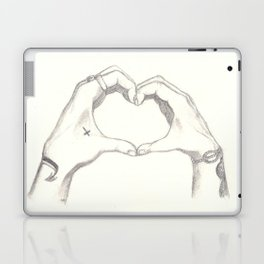 Love, Harry and Louis Laptop & iPad Skin